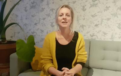 Testimonial: Rianne van den Heuvel